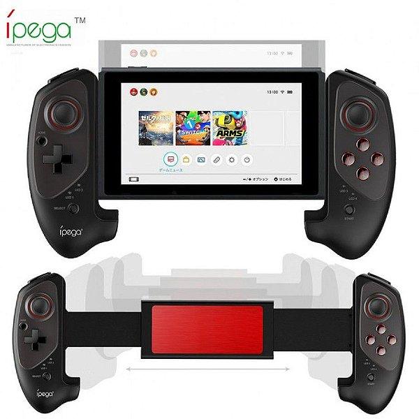 Controle Ípega Retrátil Compativel com Nintendo Switch