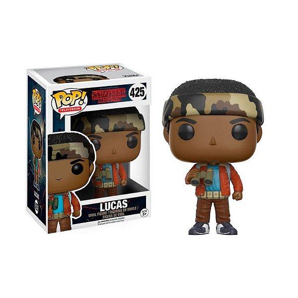 Funko Pop! Lucas - Stranger Things