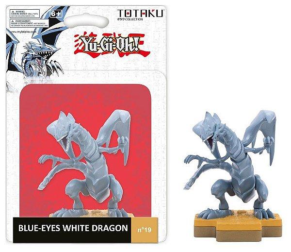 Action Figure Totaku Dragão Branco de Olhos Azuis - Yu-Gi-Oh