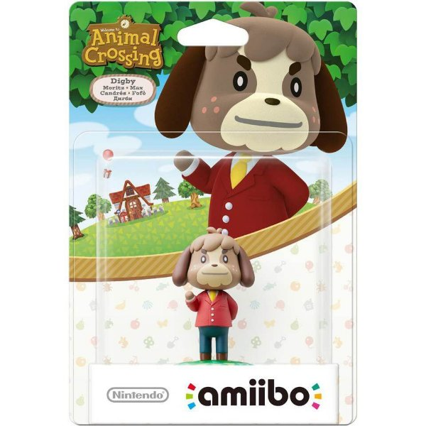 Amiibo Digby - Nintendo