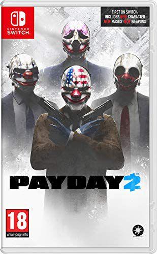 Jogo Payday 2 - Nintendo Switch