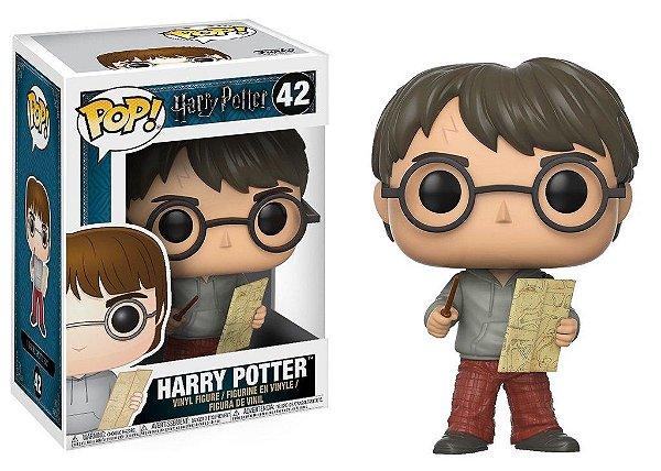 Funko Pop! Harry Potter Mapa do Maroto