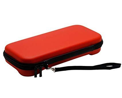 Case Deluxe System Case para Nintendo Switch - Red