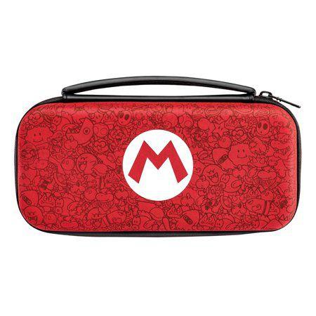Case Deluxe - Super Mario para Nintendo Switch