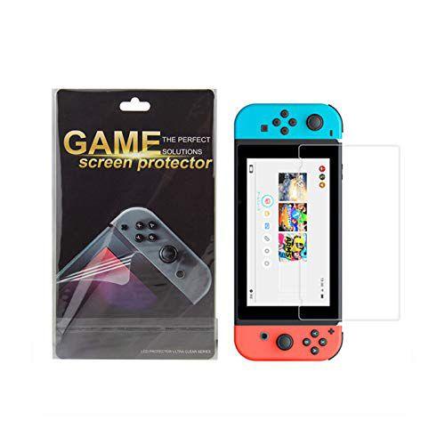 Película Protetora de Plástico para Nintendo Switch