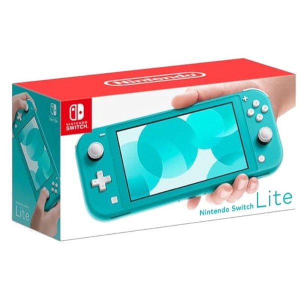 Console Nintendo Switch Lite - Azul