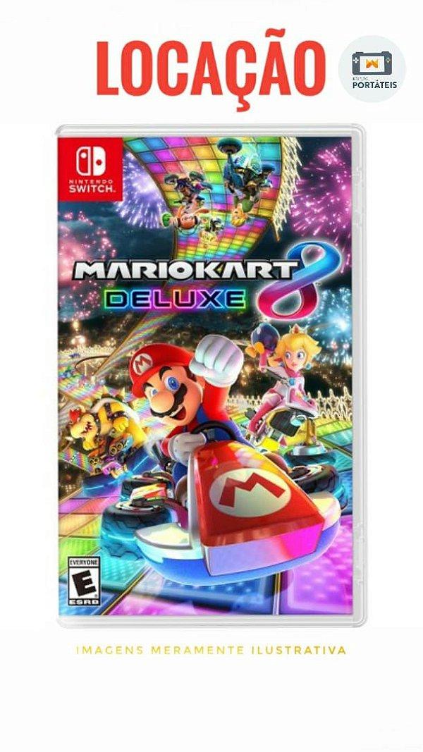 [DISPONÍVEL] Mario Kart 8 Deluxe Nintendo Switch