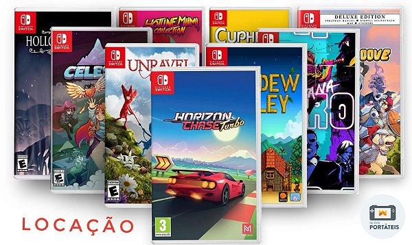[ALUGADO] Jogos Indie Diversos Nintendo Switch