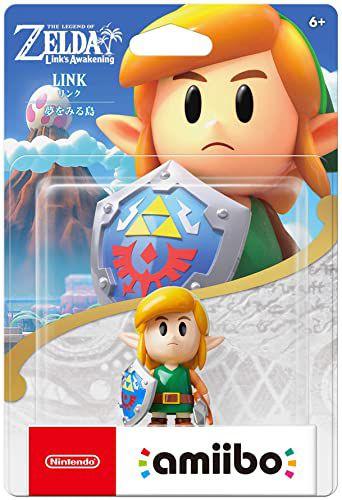 Amiibo Link - Nintendo