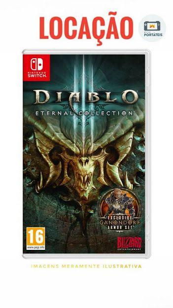 [DISPONÍVEL] Diablo 3 Nintendo Switch