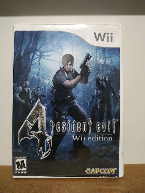 Resident Evil 4 - Nintendo Wii Edition