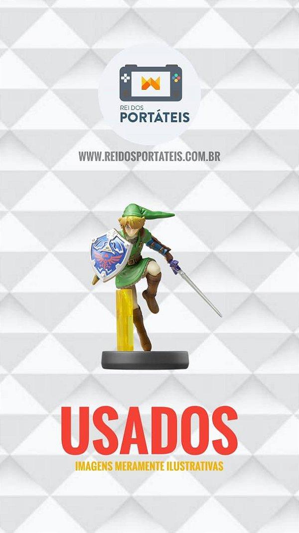 Amiibo Link - Super Smash Bros Nintendo