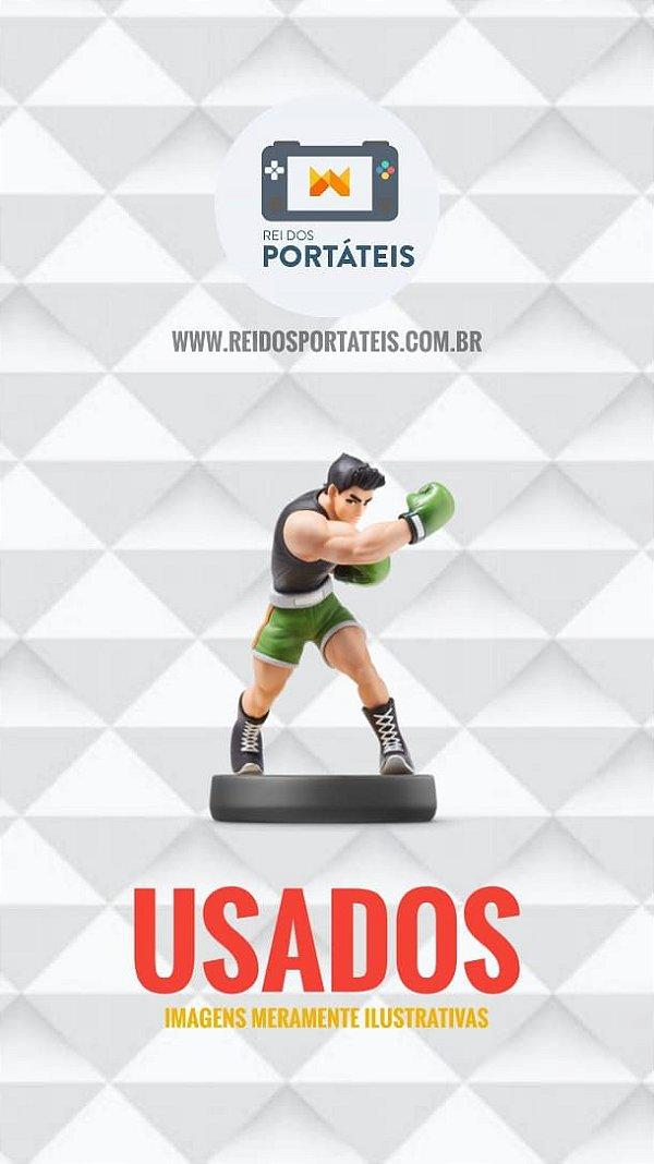 Amiibo Little Mac - Super Smash Bros Nintendo