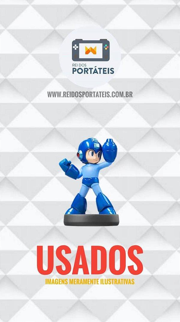 Amiibo Mega Man - Super Smash Bros Nintendo