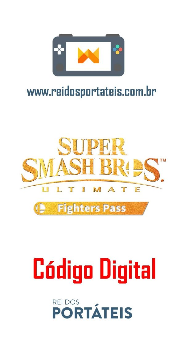 Super Smash Bros. Ultimate Fighters Pass 1