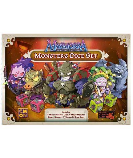 Pré Venda - Masmorra: Monster Dice Set
