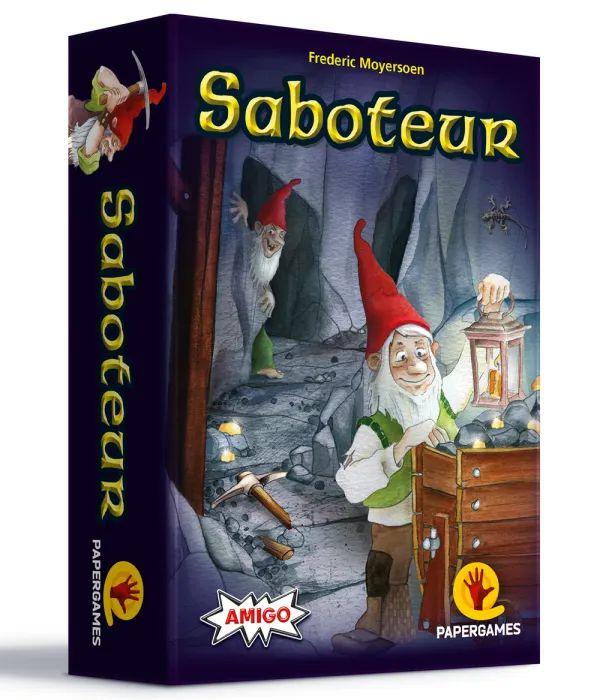 Jogo De Cartas Saboteur - Papergames