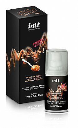 Vibration - doce de leite - vibrador líquido extra forte