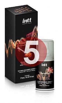 KIT05 - Vibration - doce de leite - vibrador líquido extra forte