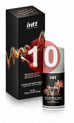 KIT10 - Vibration - doce de leite - vibrador líquido extra forte