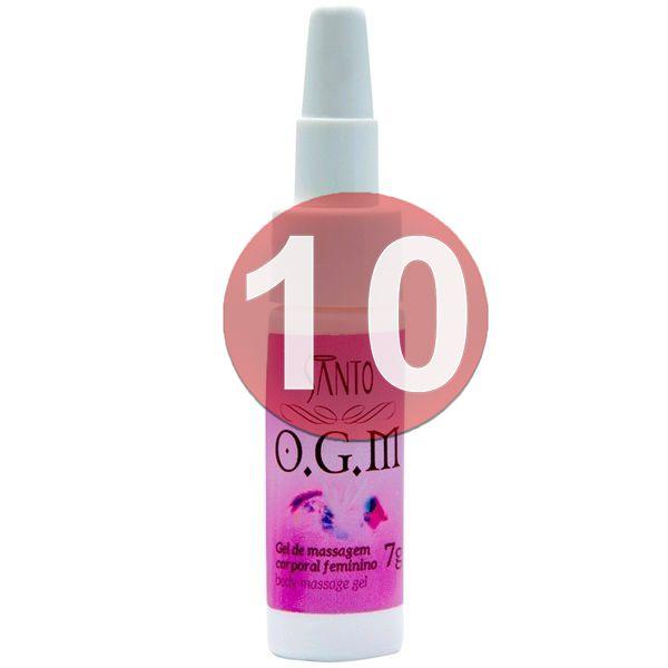 KIT10 - OGM ORGASM COM APLICADOR - 7GR