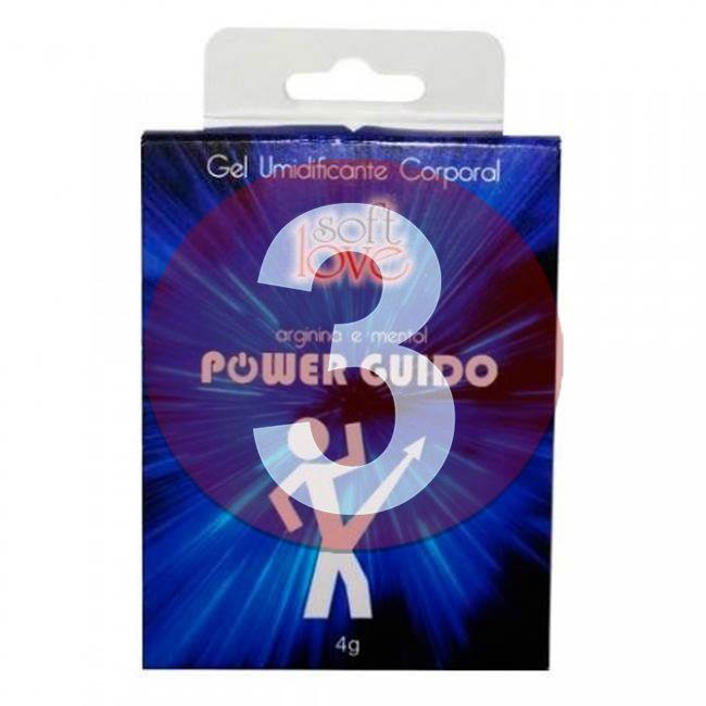 KIT03 - Power Guido - excitante masculino provocador de ereção