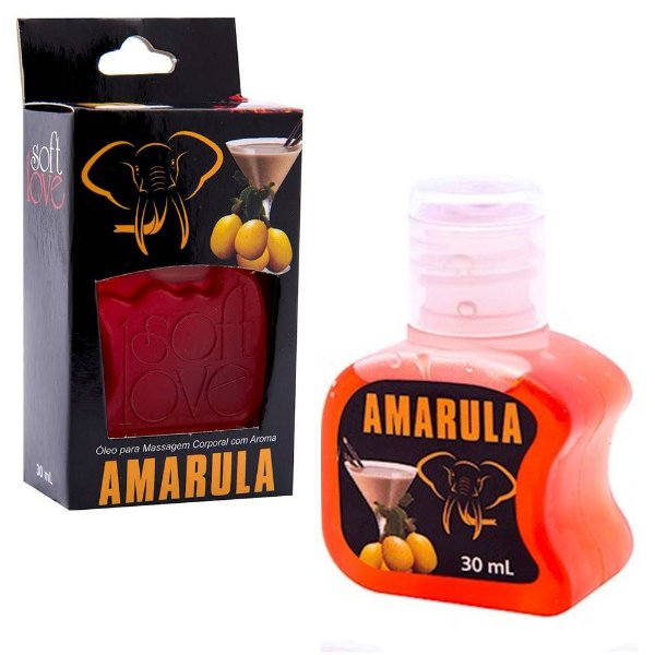 Gel comestível Hot 30ml - Amarula