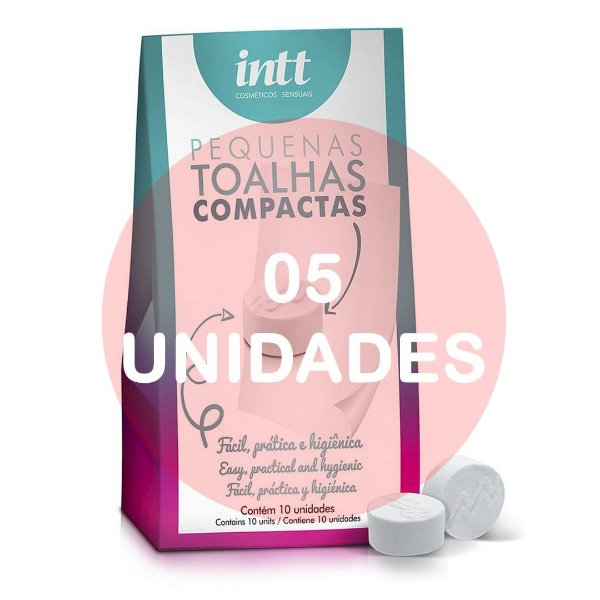 KIT05 - PEQUENAS TOALHAS COMPACTA
