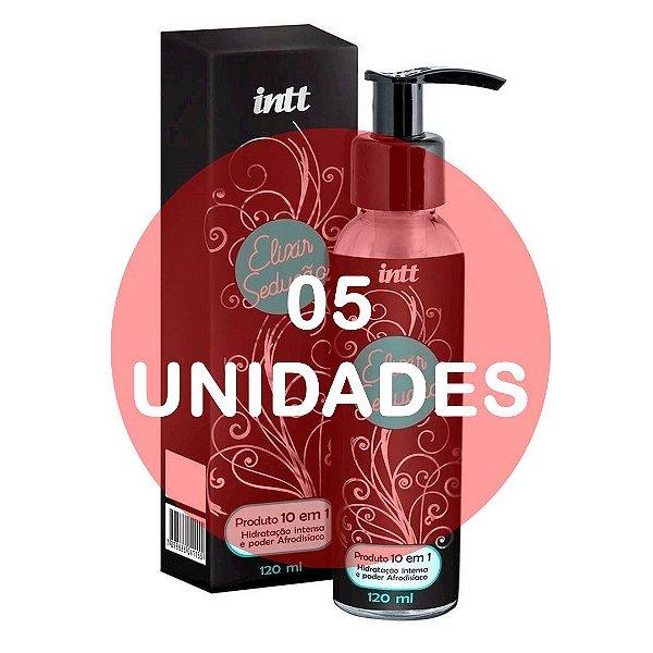KIT05 - ELIXIR SEDUÇÃO INTENSIFICADOR DE BELEZA 120ML