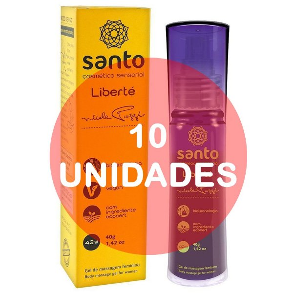 KIT10 - LIBERTÉ DIÁRIO - LIBIDO PARA MULHERES MADURAS - NICOLE PUZZI