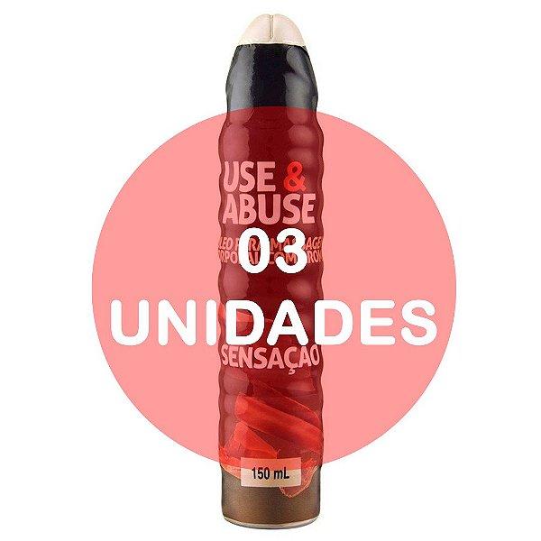 KIT03 - Use & Abuse - 150 ml - Sensação