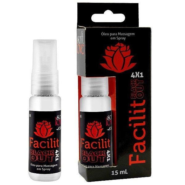 Facilit 15ml - jato para sexo anal sem dor - anestésico