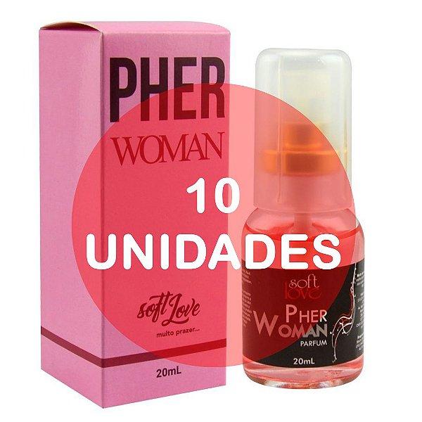 KIT10 - Perfume - PherWoman 20 ml