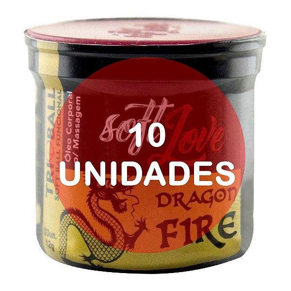 KIT10 - Bolinha do sexo - funcional Dragon Fire