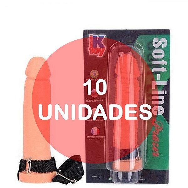 KIT10 - Capa peniana com cinta 19 x 4.3 cm