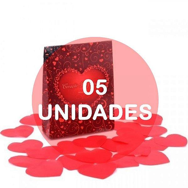 KIT05 - Petalas de coracao perfumado