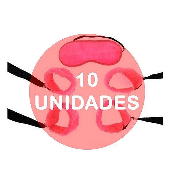 KIT10 - Kit bondage rosa