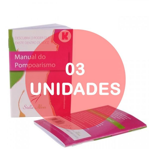 KIT03 - Manual do pompoarismo