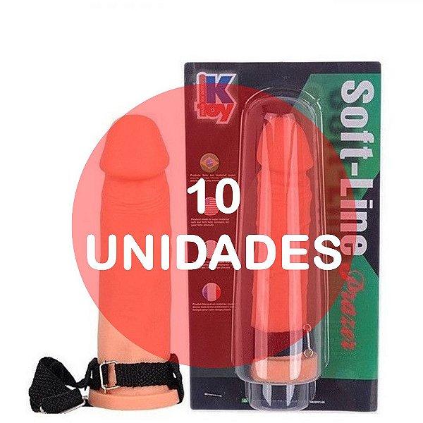 KIT10 - CAPA PENIANA COM CINTA 22 X 5 CM