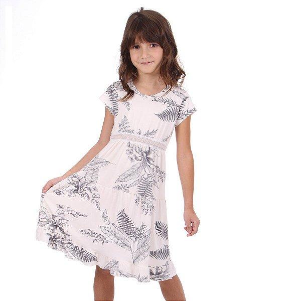 5a766f50d Camisola Infantil Estampa Blossom - Inspirate