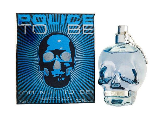 Perfume Police To Be - 75 ml - Novo!