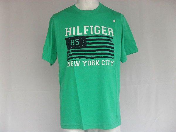 Camiseta Tommy Hilfiger 85 - Nova!