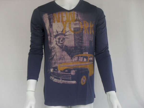 Blusa Viscolight New York City - Nova!