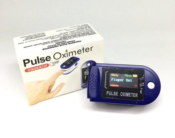 Oxímetro de Pulso com Curva e Alarmes Adulto e Infantil Crianças a partir de 7 Anos
