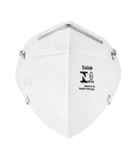 CAIXA COM 50 UNIDADES Máscara de Proteção PFF2 (s) Aura 3M 9920 Embalagem Individual
