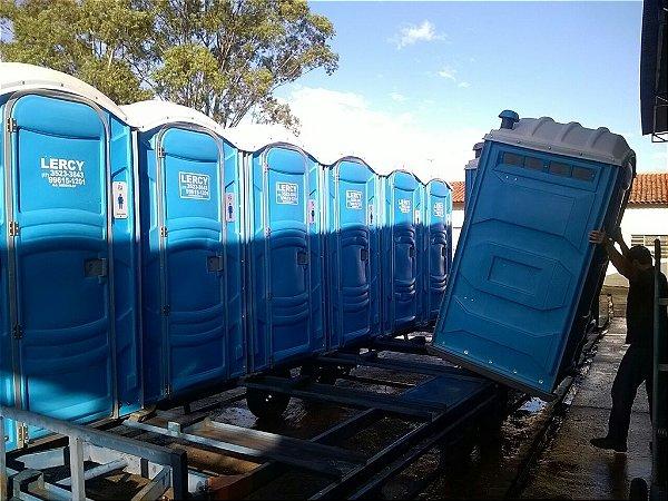 Banheiros Químicos para Obras