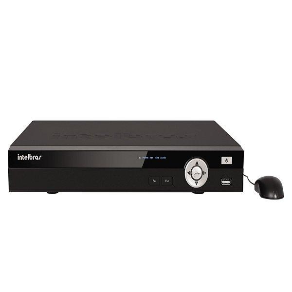 Gravador Digital de Vídeo NVR em Rede NVD 1008 P Intelbras