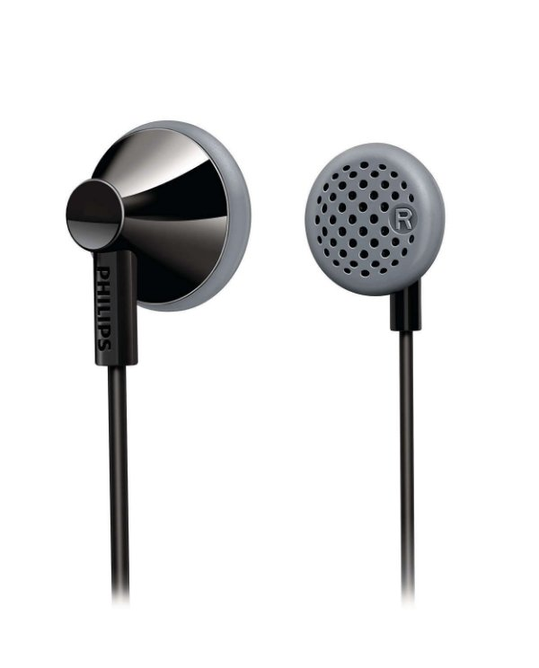 Fone de Ouvido Intra-Auricular SHE2000/10 Preto Philips