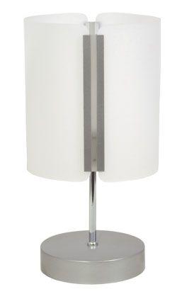 Abajur Rondo Branco  - Luminárias Muller