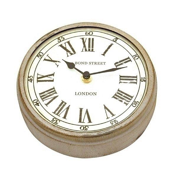 Relógio Decorativo Bond Street - London - 18 cm
